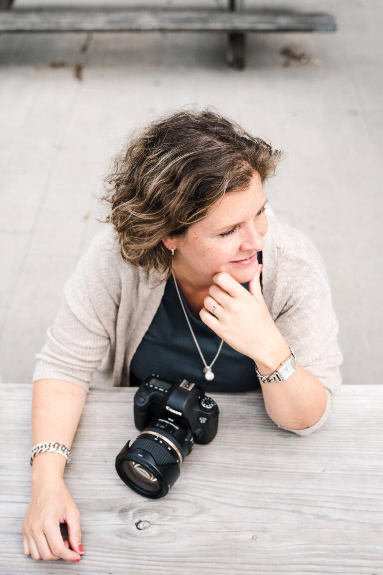 Geboortefotograaf Cindy Vallenga van By Cindy Fotografie koffiedate
